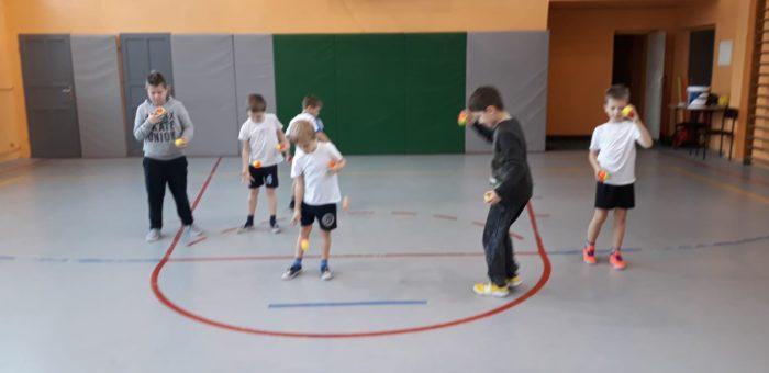 Sztuczki tenisowe ;)