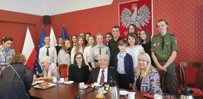 95 urodziny Pana Zbigniewa Podeszwy