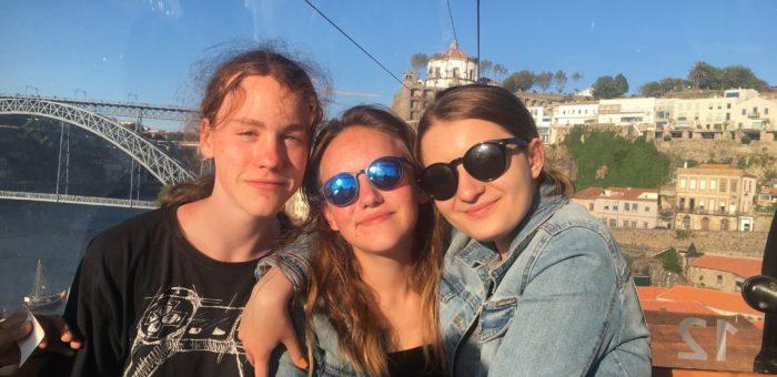 Porto – szum oceanu i piękno przyrody – Erasmus+