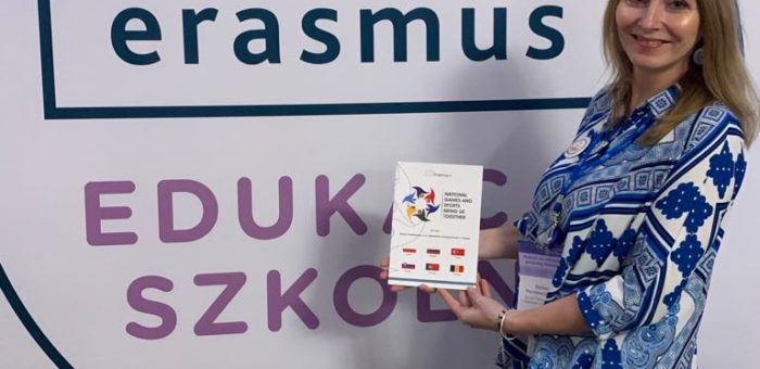 Sukces ratajskiej Dwójki – Erasmus+